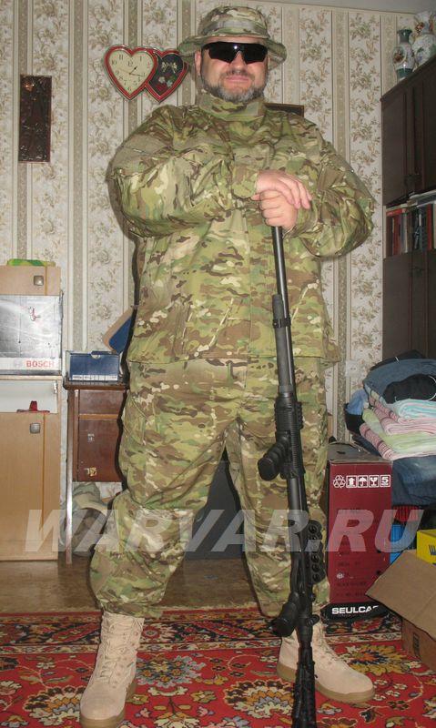 Николай из Москвы заказл Propper - Нейлон / Хлопок Рипстоп ACU в цвете Multicam. Доставка заняла 14 рабочих дней.